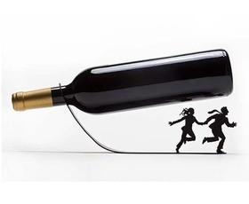 מעמד לבקבוק יין - Wine for your life