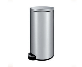 פח עגול נירוסטה 30 ליטר - CLASSIC + מתנה