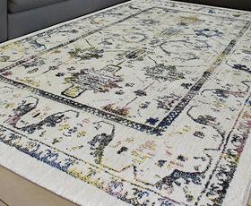 """שטיח בסגנון אתני - צבעים לבחירה - 200X290 ס""""מ"""