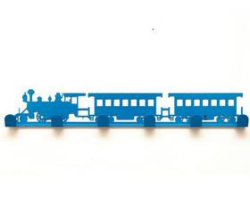 מתלה בצורת רכבת - צבעים לבחירה
