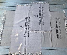 """שטיח Private  - בגודל 120X180 ס""""מ"""