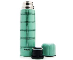 """בקבוק תרמי 0.75 מ""""ל - ירוק"""