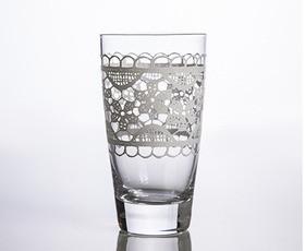 שישיית כוסות סיציליה לונג - לבן