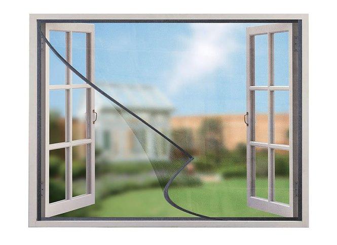 מדהים רשת נגד יתושים לחלון - באליגם GP-18