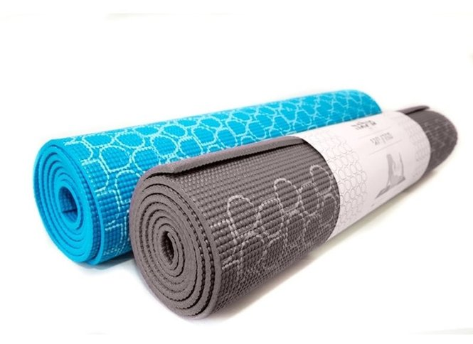 שונות סט מזרן יוגה עם תיק נשיאה + כדור פילאטיס במשלוח חינם - באליגם UV-04